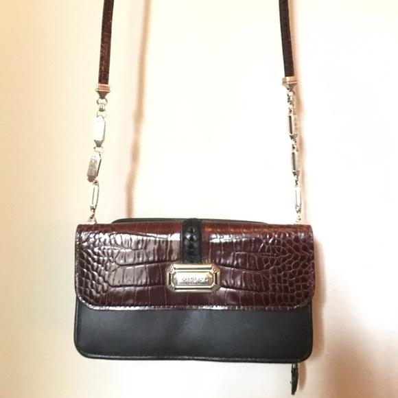Brighton Bags   Vintage Crossbody Organizer   Poshmark 4f2831c329